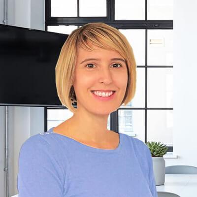 Gaïa Jublou Formatrice des formations web WordPress