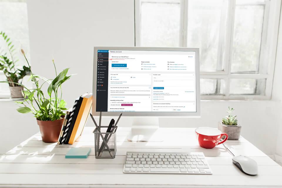 Formation WordPress à Salon de Provence